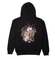RIPNDIP - Angel and Devil Hoody - Black