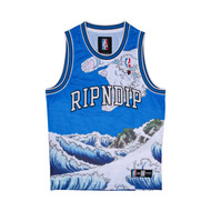 RIPNDIP - Great Wave Jersey Vest