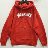 Thrasher Magazine - Godzilla Pullover - Red