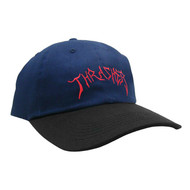 Thrasher - Lotties Old Timer Cap - Navy/Black