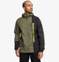 DC - Dagup - Windbreaker - Fatigue Green