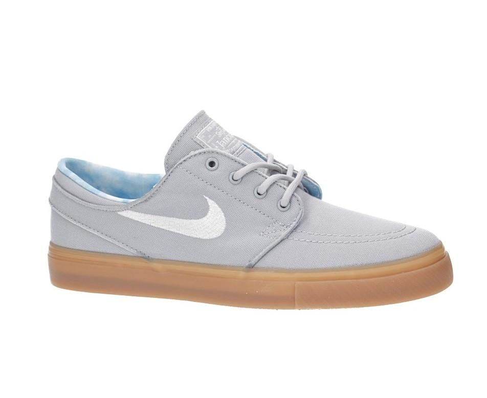 Nike SB Janoski Kids Skate Shoes - Wolf