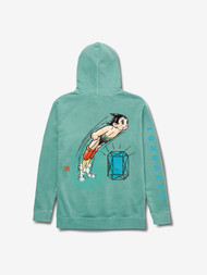 Diamond X Astro Boy Soaring High Hoodie - Blue