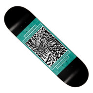 "Darkstar Screentime 8.00"" Skateboard Deck - Aqua"