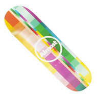 Almost Yuri Rasterized 8.375 Impact Light Skateboard Deck