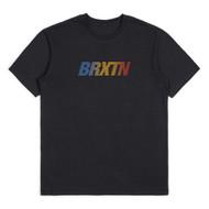 Brixton Cortez III Tee - Black