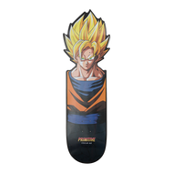 Primitive X Dragon Ball Z Goku CNC Skateboard Deck