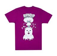 RIPNDIP - Mind Blown Tee - Purple