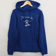 Thrasher Magazine - Gonz Pullover Hooded Sweatshirt - Navy