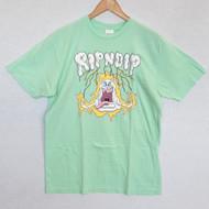RIPNDIP Shocked Ghost Busters Tee - Slime Green