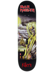 Zero x Iron Maiden - Killers Deck - 8.25 x 31.9