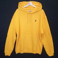 Primitive Skateboards - Golden P Oversized Hoodie - Yellow