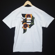 Primitive Skateboards - Sunflower Dirty P Tee - White