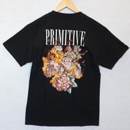 Primitive Skateboards - Revenge Tee - Black