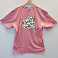 Santa Cruz Skateboards - Not A Dot Tee - Pink