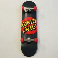"""Santa Cruz 8"""" Dot Logo Pro Complete Skateboard"""