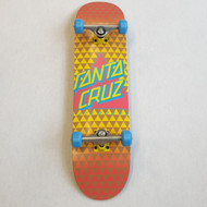 "Santa Cruz Not A Dot - 8"" Pro Complete Skateboard"