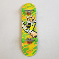 "Santa Cruz Screaming Hand - 8"" Pro Complete Skateboard"