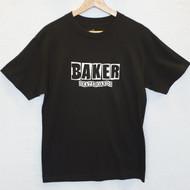 Baker Skateboards Logo Tee - Black