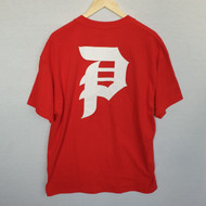 Primitive Skateboarding Dirty P Tee - Red