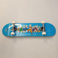 Primitive X Dragon Ball Z Heroes 8.25 Complete Skateboard