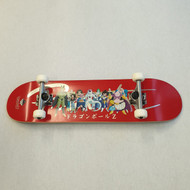 Primitive X Dragon Ball Z Villains 8.00 Complete Skateboard