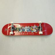 Primitive X Dragon Ball Z Villains 8.00 Complete Skateboard