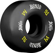 Bones 100's Skateboard Wheels V4 51mm