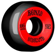Bones 100's Skateboard Wheels V5 Sidecut 52mm