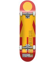 Girl 7.625″ Grid  Complete Skateboard - Sean Malto