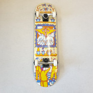 """Fracture X Adswarm 7.75"""" Complete Skateboard"""