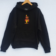 Primitive x Marvel x Moebius Iron Man Hoodie - Black
