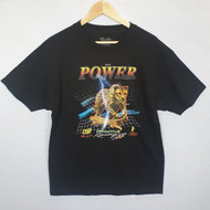 Primitive Skateboarding Speed Panther Tee - Black