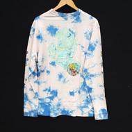 Santa Cruz L/S T-Shirt - Smoke Signal - Tie Dye
