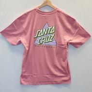 Santa Cruz T-Shirt - Not A Dot - Pink