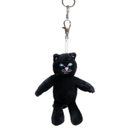 RIPNDIP - Lord Jermal Plush Keychain - Black