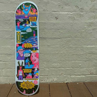 Drawing Boards Deck Expel All Skate Related Demons