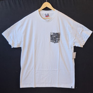 DC Skateboard Co Wes Kremer Pocket Tee - White