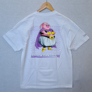 Primitive x DBZ Fat Buu Tee - White
