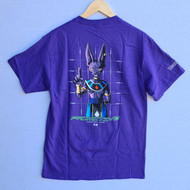 Primitive x DBZ - Shadow Beerus - Purple