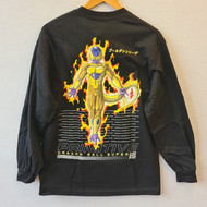 Primitive x DBZ Golden Frieza Longsleeve Tee - Black