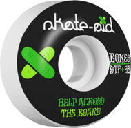 Bones Wheels - STF Skate Aid II Collab V1 - 53mm