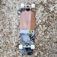 Body Glove Short Longboard Cruiser Skateboard - 33 INCH