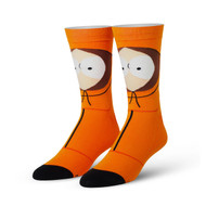 Odd Sox South Park Kenny McCormick Socks