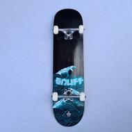 """Enuff Big Wave 8"""" Skateboard Complete - Black"""