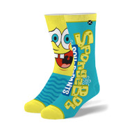 Odd Sox Spongebob Squarepants Big Face Socks