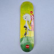 "Almost Dr Seuss Geronzi Skateboard Deck 8.25"""
