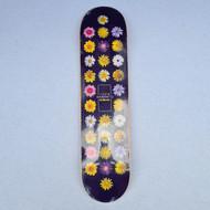 """Birdhouse Lizzie Armanto Blossom Skateboard Deck 7.2"""""""