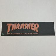 Thrasher X Mob Skateboard Griptape - Golden Brown