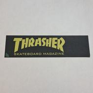 Thrasher X Mob Skateboard Griptape - Yellow